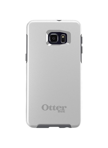 OtterBox Symmetry Galaxy S6 Edge Plus Kılıf Glacier Beyaz